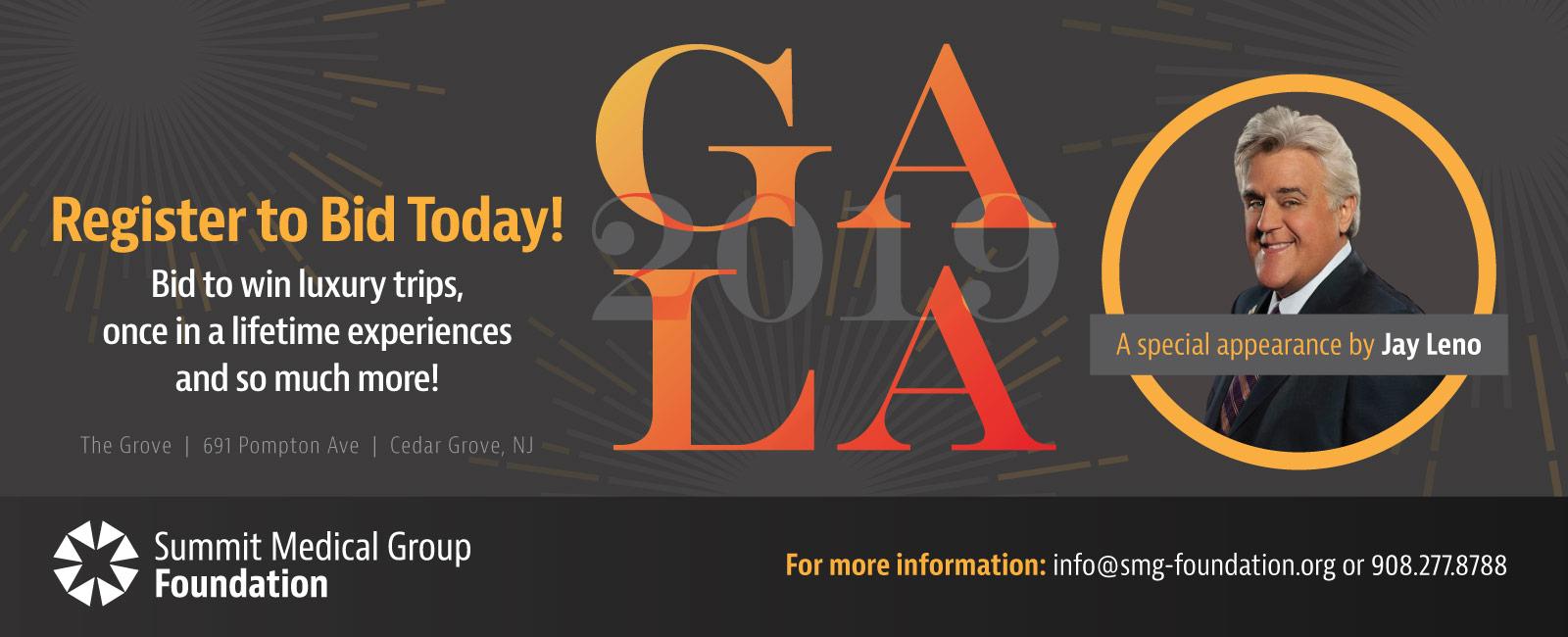 Gala 2019, special appearance by Jay Leno