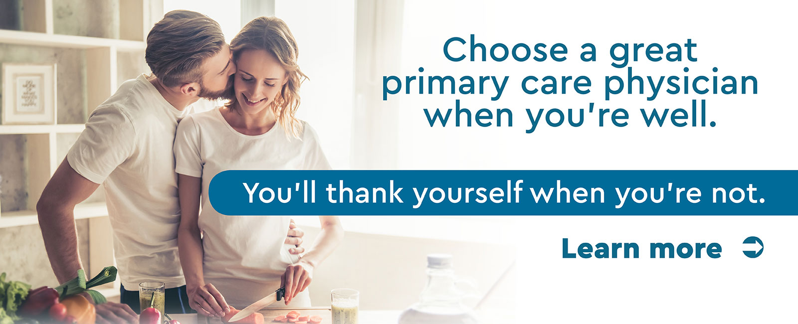 Choose a great Primary Care Physician when you're well. You'll thank yourself when you're not. SMGPrimaryCare.com